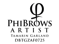 Tamarin Garland phibrows medium.